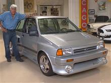 キミは憶えているか?「フォード・フェスティバ ショーグン(SHOgun)(1989)」をっ!<act.②>/動画でどうぞー。