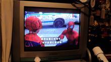 """金曜ロードshow""""スパイダーマン""""わず♪ 涙腺が弛くなった48歳2児の父,このシーンでなぜか泣けたw"""