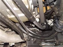 E39 パワステオイル漏れ修理