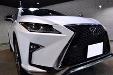 RXでありながら、RXを超えていく RX200tのガラスコーティング【リボルト高崎】