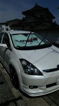 硬化系洗車(^^)