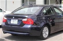 BMW320i (E90) 第3回目車検実施報告 ー 2016年4月17日 ☆
