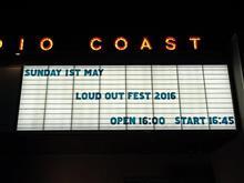 LOUD∞OUT FEST 2016 に行ってきました