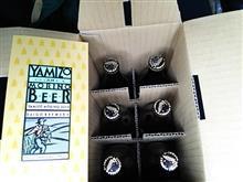 ビールと無線