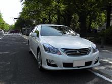 快晴のもと、横浜海岸通り~赤レンガ独りドライブ