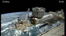 国際宇宙ステーション追跡アプリ