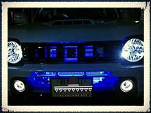 グリル内部LED照明
