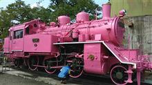 なぜか『ピンク押し』だそうで(*´ω`)