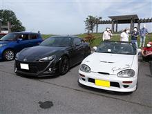 GTO+早朝の合体オフ会。(^_^)
