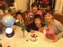 長男9歳の誕生日&母の日♪