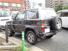 そうだ 京都・・・の、現役旧車28 ロッキー&ラガー