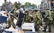 平成28年熊本地震に係る災害派遣について(17時00分現在)