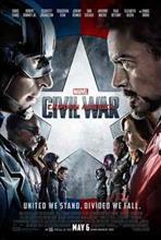 「キャプテン・アメリカ:シビルウォー」を観てきました