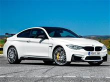 「BMW・M4 コンペティションスポーツ(2016)」/他人の褌で相撲(海外クルマ)情報。