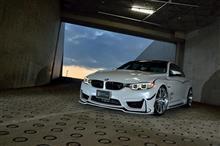 BMW M4 Bodykit&Exhaust 正式リリース♪&【af imp CARNIVAL】出展♪