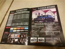 2007カタログ エレノア GT500E