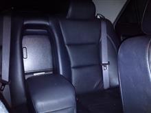 160514-6 某自動車メーカー MOP本革リヤ・シート・・・
