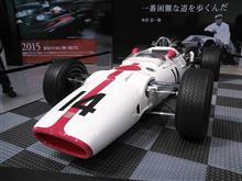 往年のF1カーの魅力を堪能!(^。^)