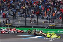 Indycar series 第5戦 インディアナポリス Final Classification