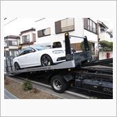 新しい車。