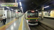 上野駅へ、ふらふらと…