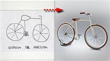 夢の自転車