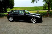BMW 116i F20     乗りのみなさんへ