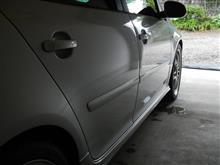ある意味洗車日和? ・・・o(▼_▼θ