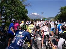 第13回富士山国際ヒルクライム(ふじあざみライン)に参加しました