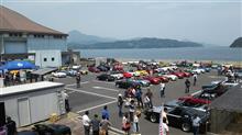 オープンカーミーティングin周防大島