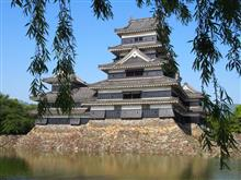 上高地へ、今日は松本まで。