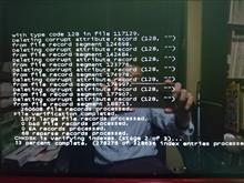 パソコン、ヤバイ・・・。