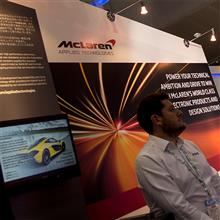 【JSAE2016】人とくるまのテクノロジー展2016 | 1: McLaren、Cosworth、Zytek