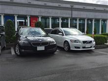 BMWとプチオフ