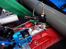油圧サイド改造