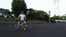【自転車】早朝峰山