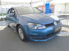 〈展示車〉VW New Golf Ⅶ Trendline