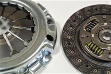 TM-SQUARE クラッチカバー & ディスク (ZC32S) 新発売!