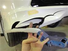 フロントバンバー ABS PP FRP 修理 塗装 愛知県豊田市 倉地塗装 KRC