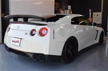 R35 GTwing!!!(^_-)-☆