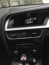 Audi S4 MMI がフリーズしました