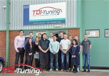 英国TDI Tuning社訪問のご報告とステッカー発売のお知らせ