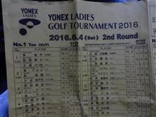 YONEX LADIES GOLF TOURNAMENT2016(第2日目)