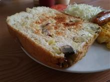 おいもパン。