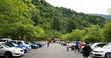 ★毎月第一日曜日は、心通う仲間達との車道楽!大切な時間です!6月のFC-WORKS奥多摩湖オフ開催です!