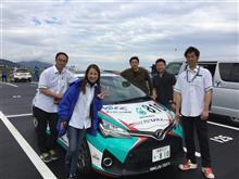 Vitz Race 関東シリーズ 第一戦 富士