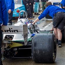 【ブランズハッチ】BRANDS HATCH GP HISTORICAL FESTIVAL 6 | Williams FW07C 1981, Williams FW07D 1982