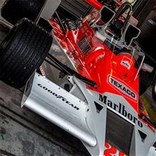 【ブランズハッチ】BRANDS HATCH GP HISTORICAL FESTIVAL 7 | McLaren M26, M23 1976