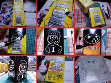 [近況報告] 1リットル紙パックで作るスバルちょうちん(保育園の夏祭り用)