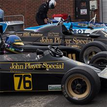 【ブランズハッチ】BRANDS HATCH GP HISTORICAL FESTIVAL 8 | Lotus 76/1 1974